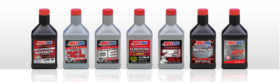 amsoil high-performance oil