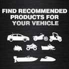 find recommended synthetic oil products for your vehicle