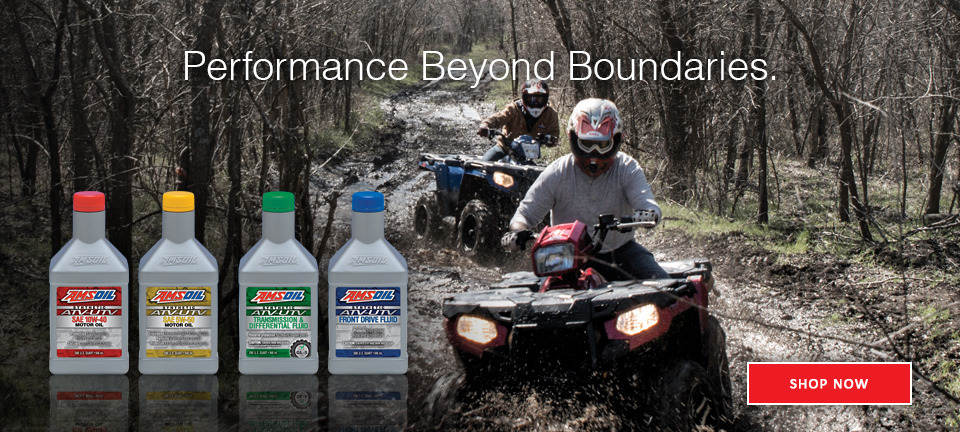 atv and utv high-performance oil